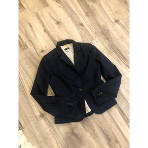 J.Crew blue blazer size 4